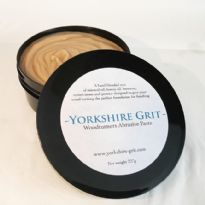 Yorkshire Grit woodturners abrasive paste